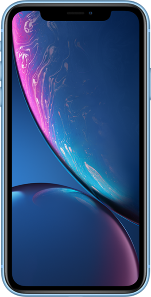 Apple iPhone XR 64 GB Blau