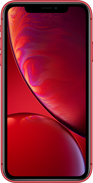 Apple iPhone XR 64 GB (PRODUCT) RED