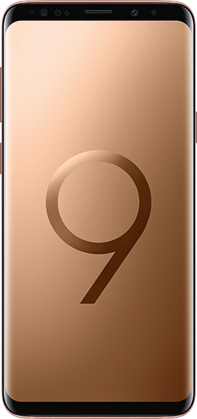 Samsung G965F Galaxy S9+ 64GB Sunrise Gold