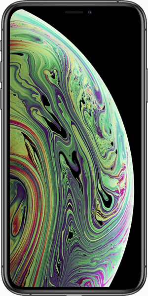 Apple iPhone XS 64 GB Space Grau